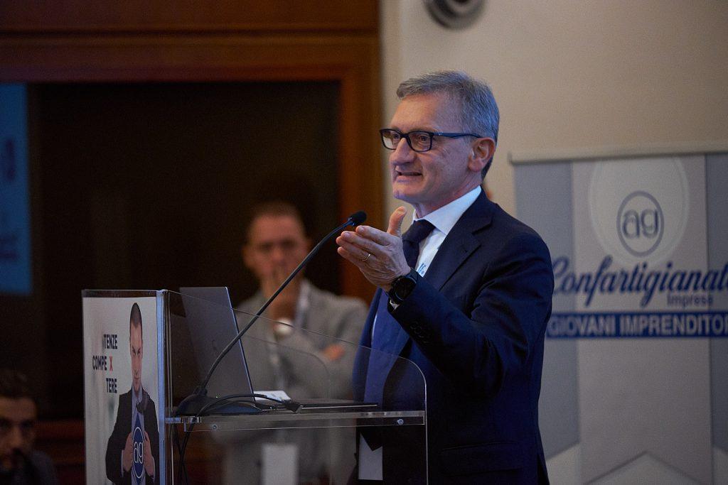 Evento Formativo Confartigianato Giovani, Milano 2018
